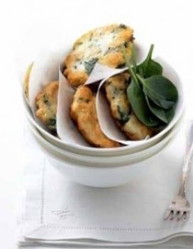 Frittelle di merluzzo